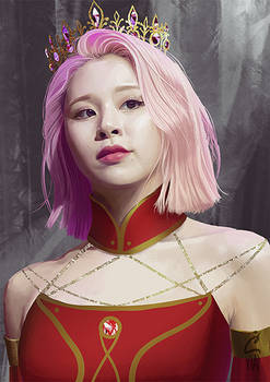 Princess Chaeyoung