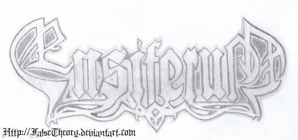 Ensiferum logo