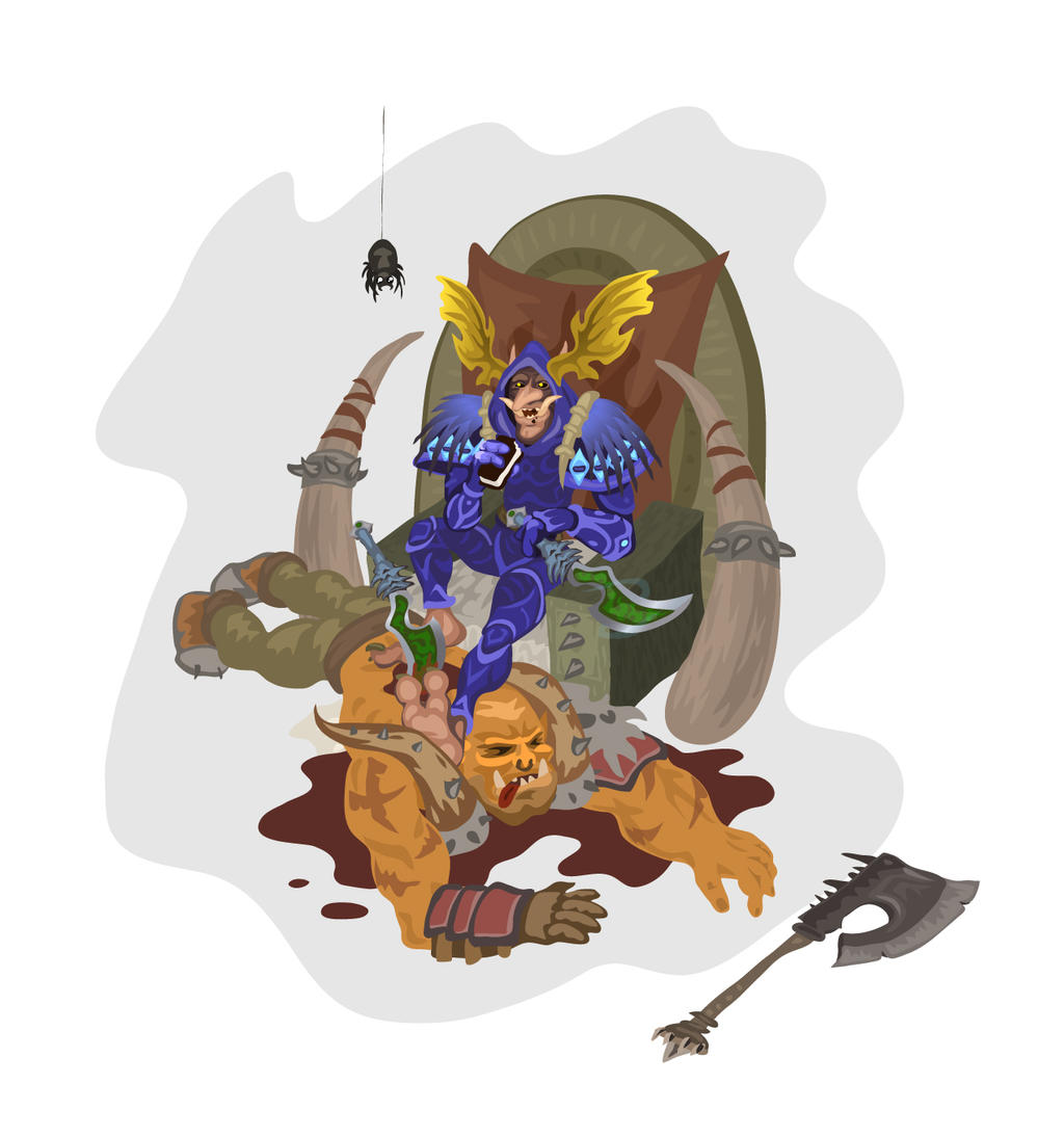 Throne of the Warchief