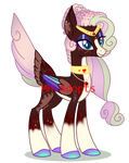 Applejack x Cadence - one point auction  OPEN