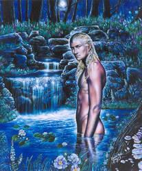 Legolas: Twilight's Melody by Maiafay