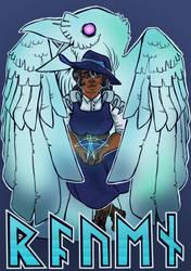 Raven (comic) by dwiindovah