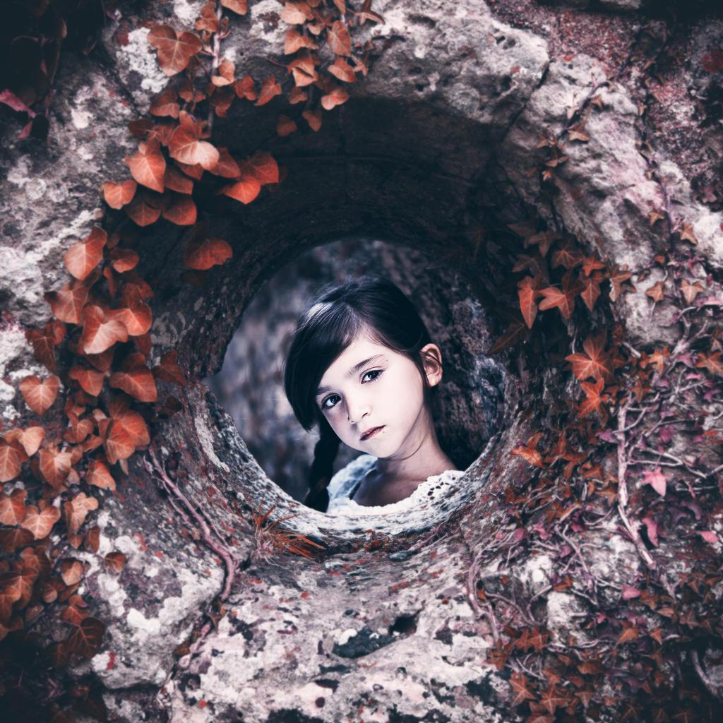 Alice in Wonderland by ABRA-ART