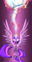 OP Twilight Sparkle by Nalenthi