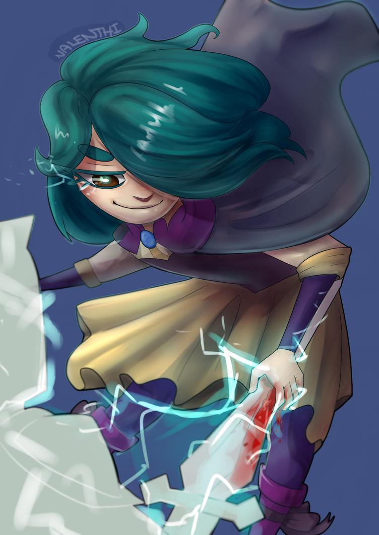 Lightningrod by Nalenthi