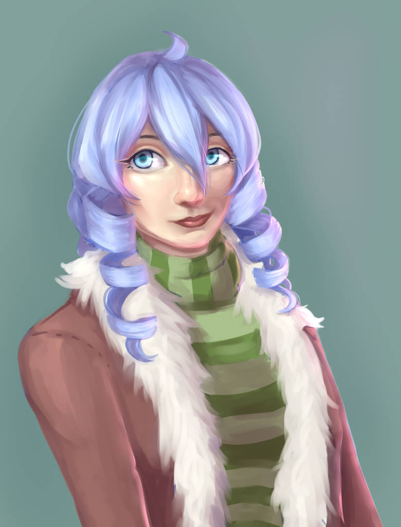 Draw this again full res (Speedpaint) by Nalenthi