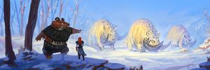 The Golden Herd
