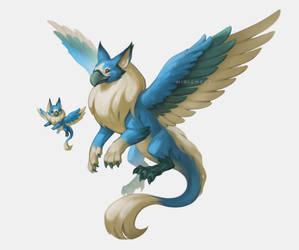 Blue Griffins