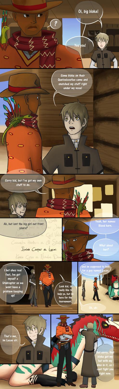 Gwangi Gold Rush: entry 2