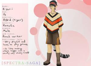 Spectra saga: Kiyorii