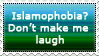 Islamophobia [READ DESCRIPTION] by MillStampies