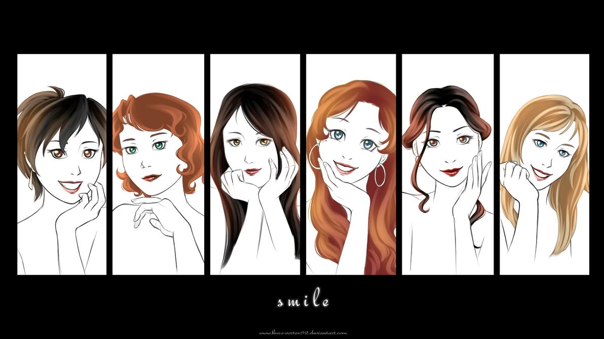 FMA OC - Smile by MarvelPoison