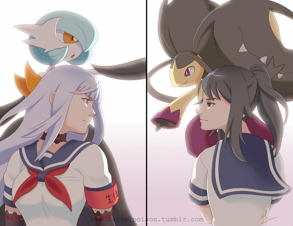 YanSim/Pokemon -  Final Battle by MarvelPoison