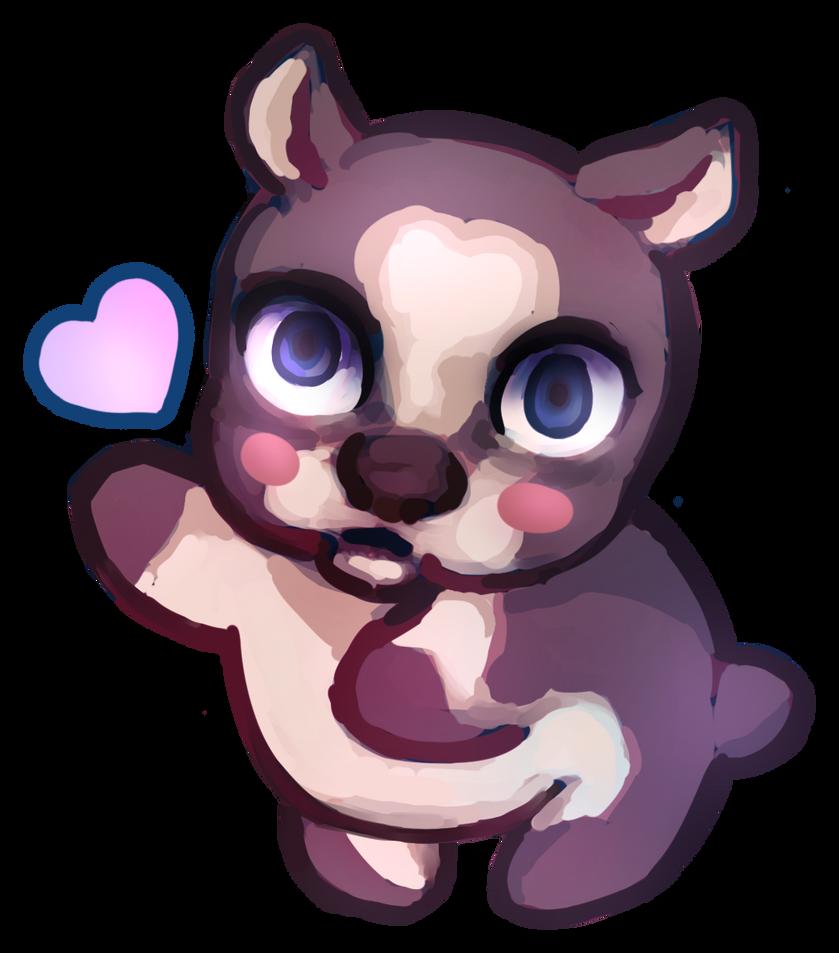 Pupheart by MushYlog