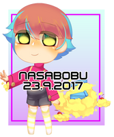[CLOSED] Auction by nasabobu