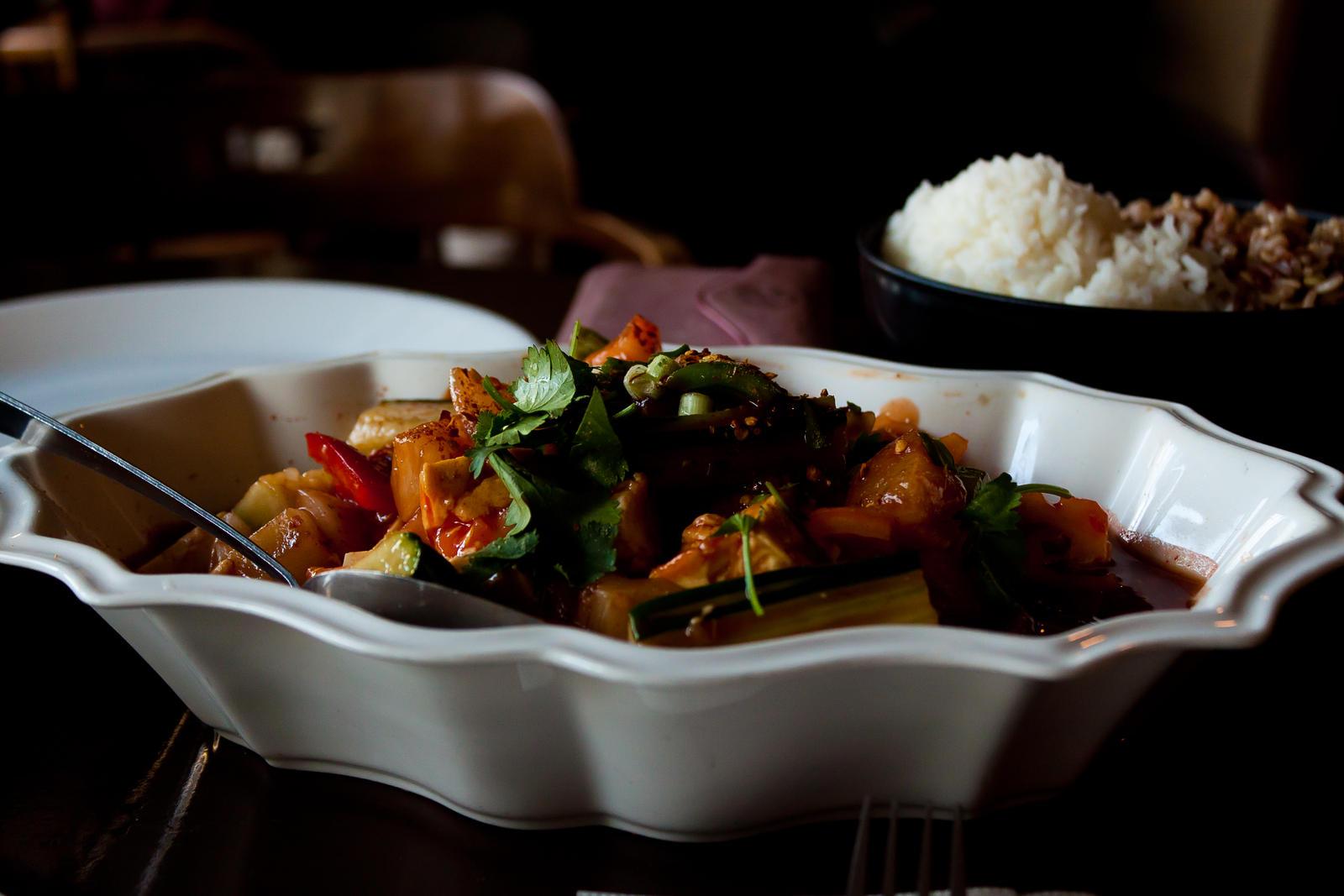 Araya Thai Food