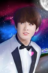 [DA] Shining Stars -180617 BTS Jungkook