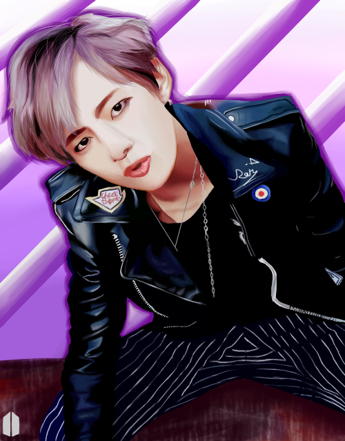 [DA] War Of Hormone BTS V by DisappointmentRao