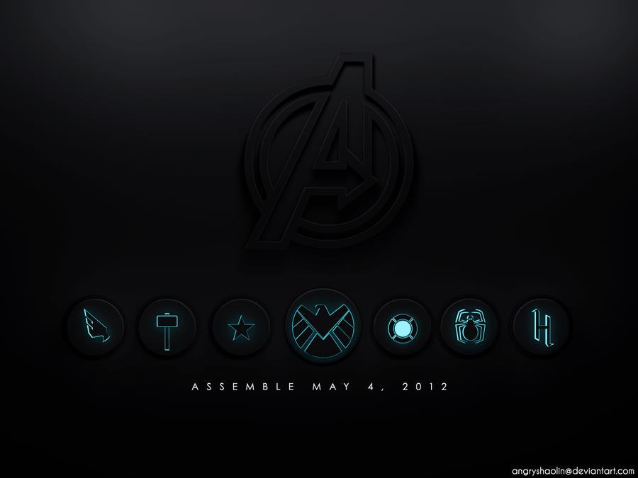 Avengers By AngryShaolin On DeviantArt