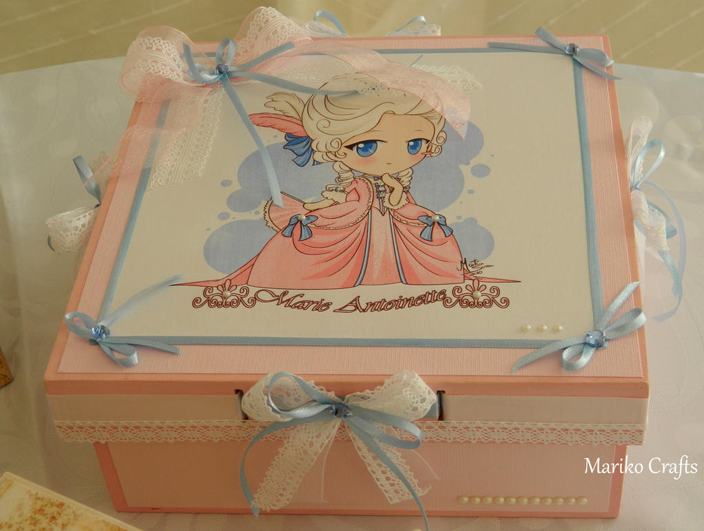 Marie Antoinette Jewelry Box Jewelry Ideas