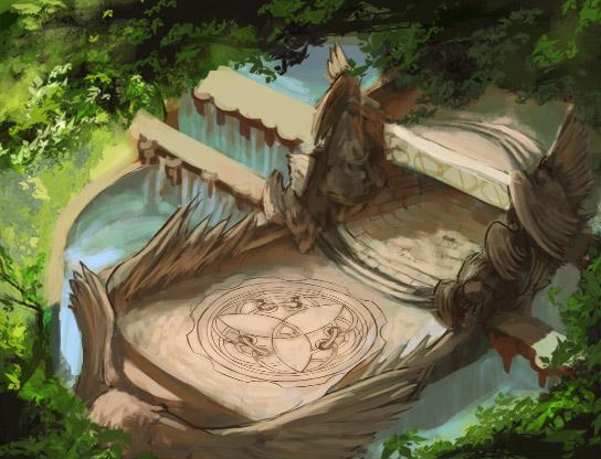 Asgard: Gabriel's Hangout by Seraphim-Project