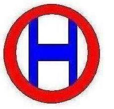 Circle H logo (original)