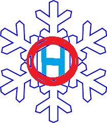 Snowflake by Dale-Husband