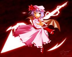Scarlet Devil by RiceGnat