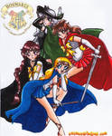 Hogwarts Sailor Senshi fixed