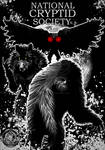 NCS Monsters Poster Bigfoot, Dogman and Mothman