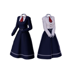 School Uniform Download [MMD]- Small Update 1