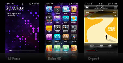 Curent iOS themes 04-06-2011