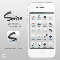 Shiro - yet another white theme...