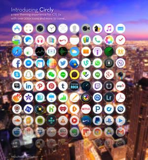 Circly for iOS 7