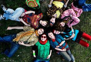 Hippies 3 by SzKaT