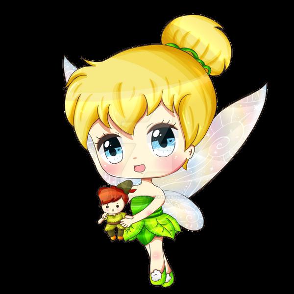 Tinkerbell by kawaiiijackiiie on deviantart