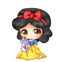 A Berry so sweet - Snow White