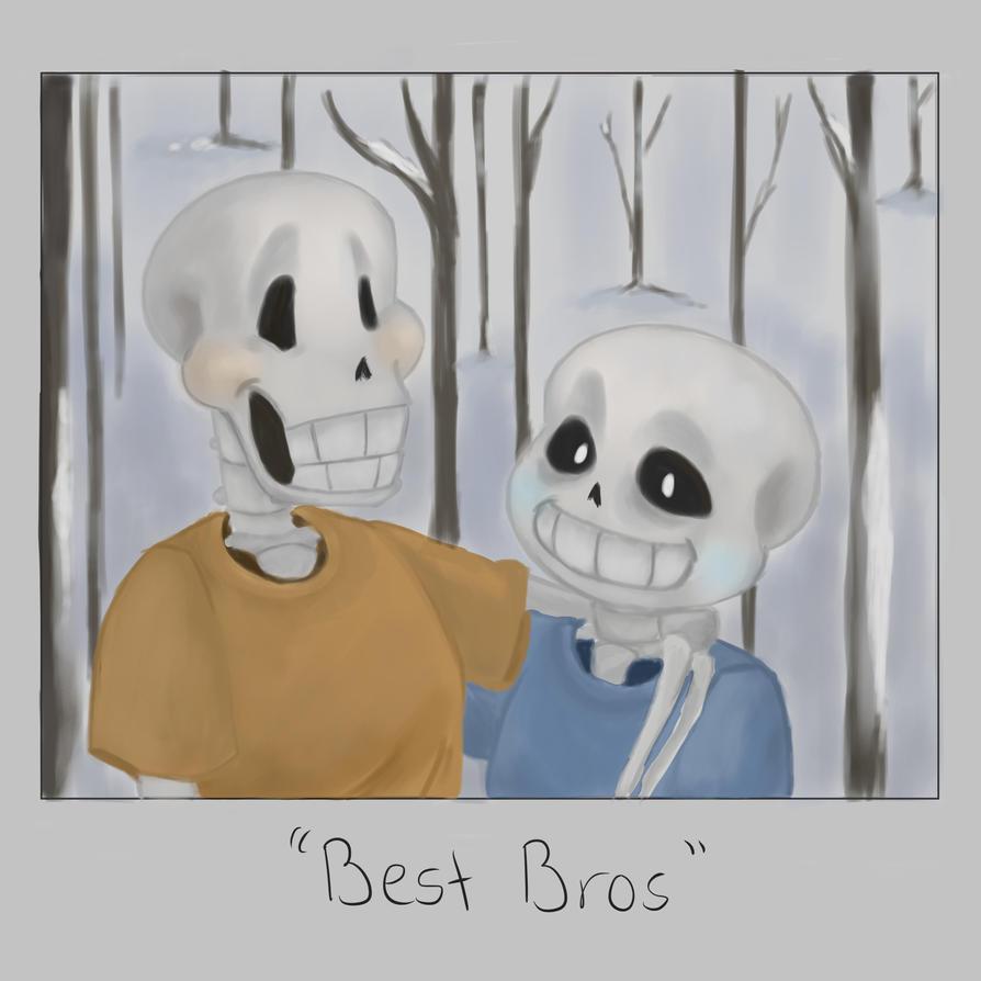 Best Bros by GrinsandSmiles