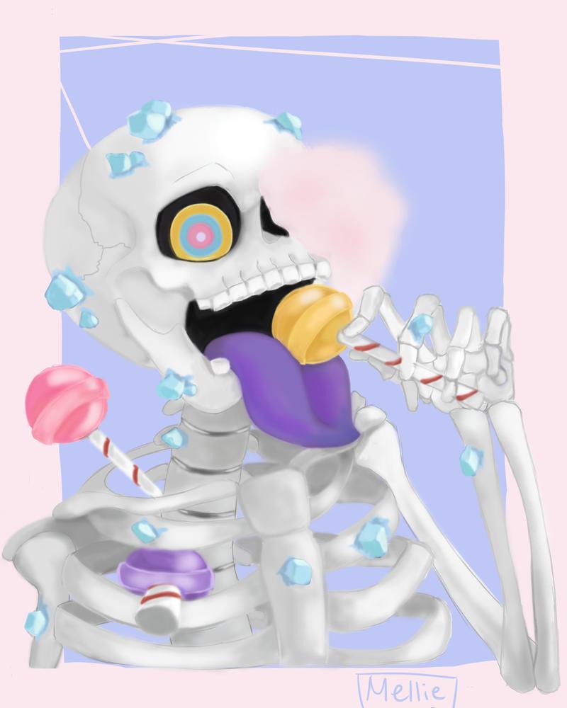 'Ol Sweet Tooth by GrinsandSmiles
