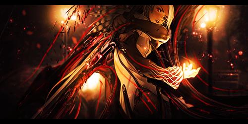 Sword Girl Tag by KokuiMato