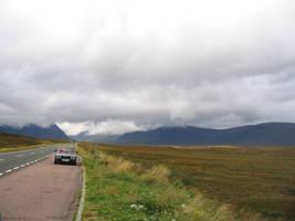 Scotland - Glen Coe - 5 by wadisda
