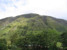 Scotland - Ben Nevis by wadisda