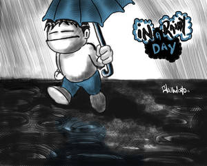 AvellaWorld: In a Rainy Day...