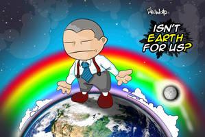 AvellaWorld: Isn't Earth forus
