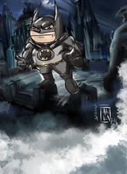 AvellaWorld: in Gotham