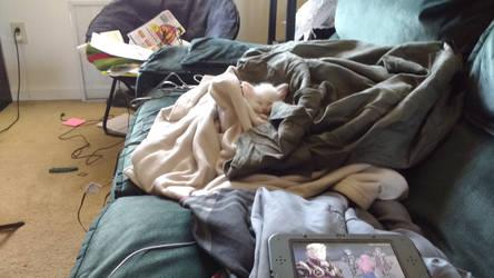 More Heating Blanket by Khujie