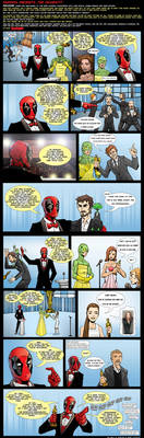 Deadpool Presents the Oscars