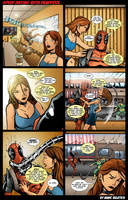Speed Dating with Deadpool