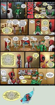 Deadpool Forgives You...