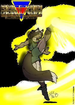 ISA - Hydah high kick